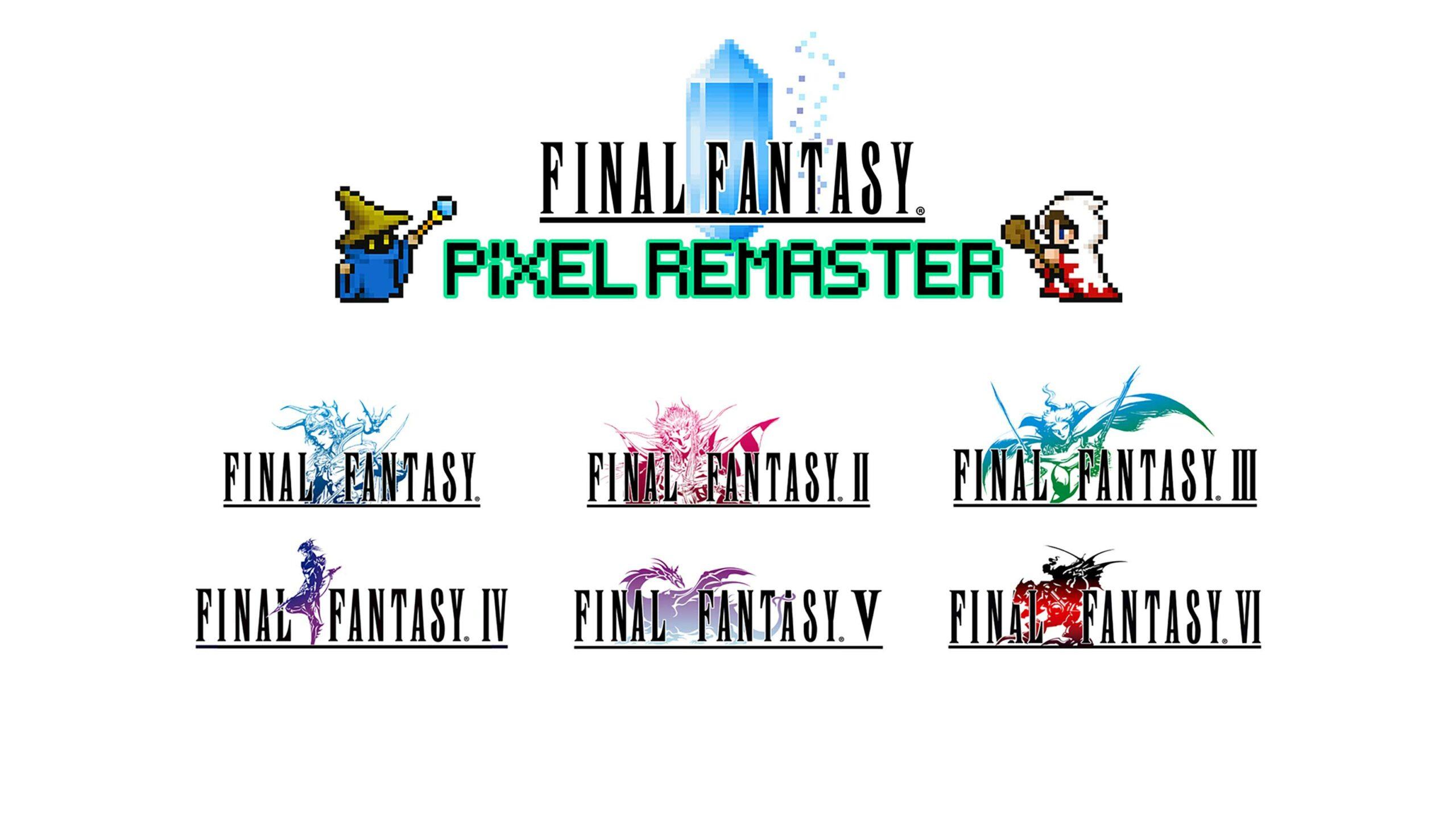 FF Pixel Remaster