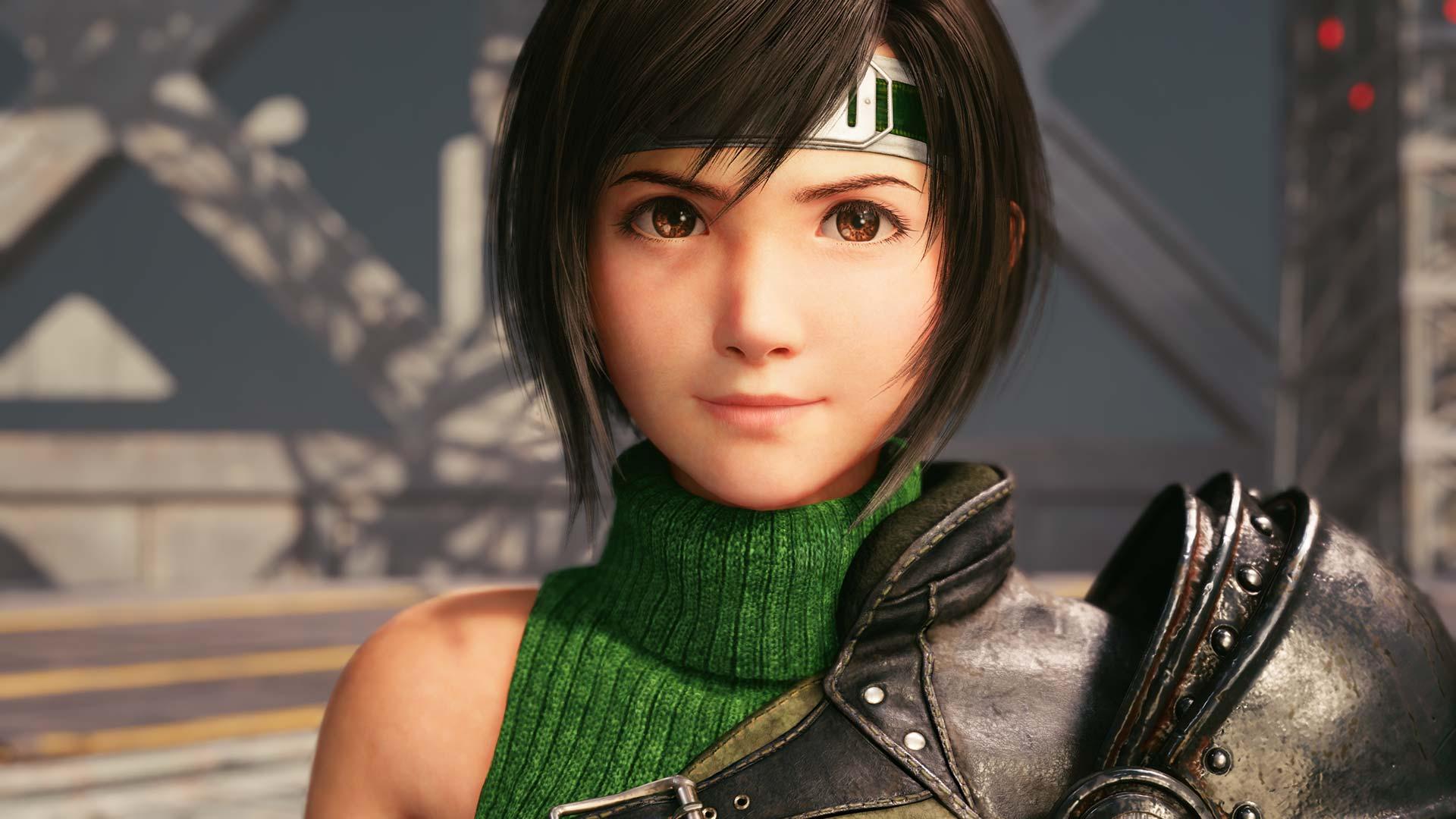 Final Fantasy VII Remake Yuffie