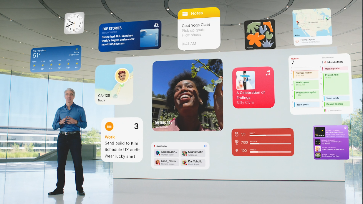 Top 5 announcements from Apple's WWDC 2021 keynote - Samachar Central