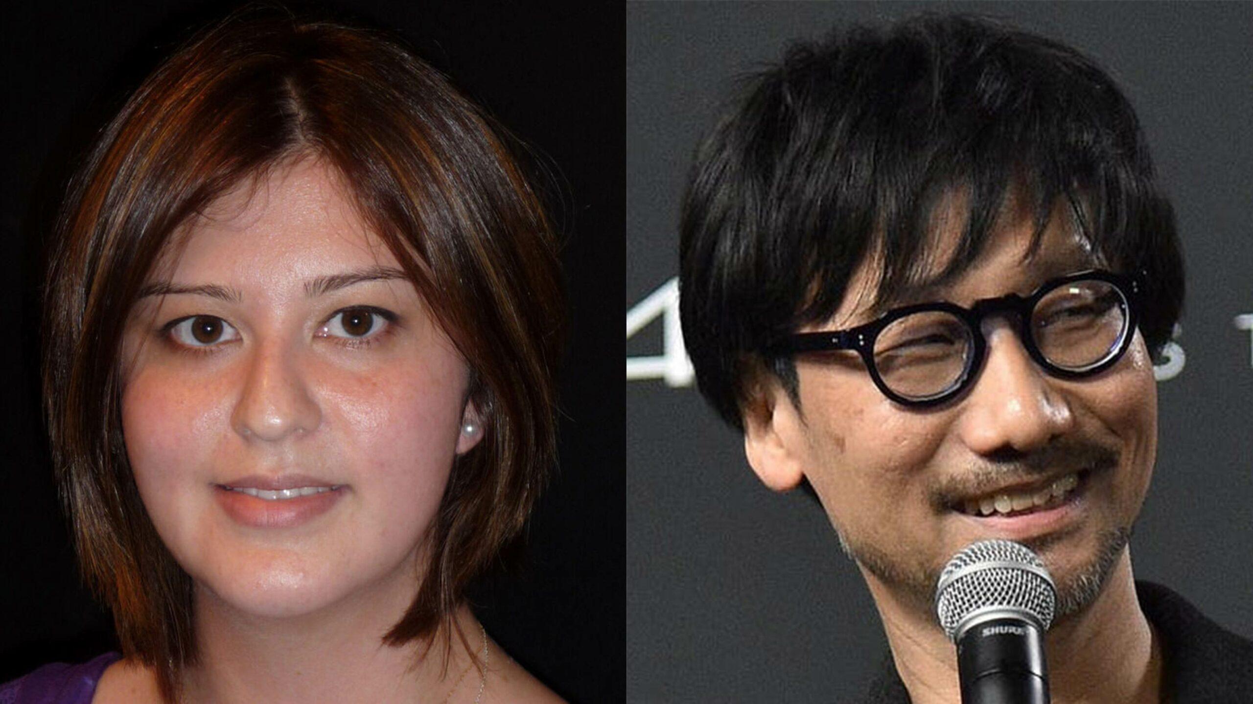 Kim Swift and Hideo Kojima