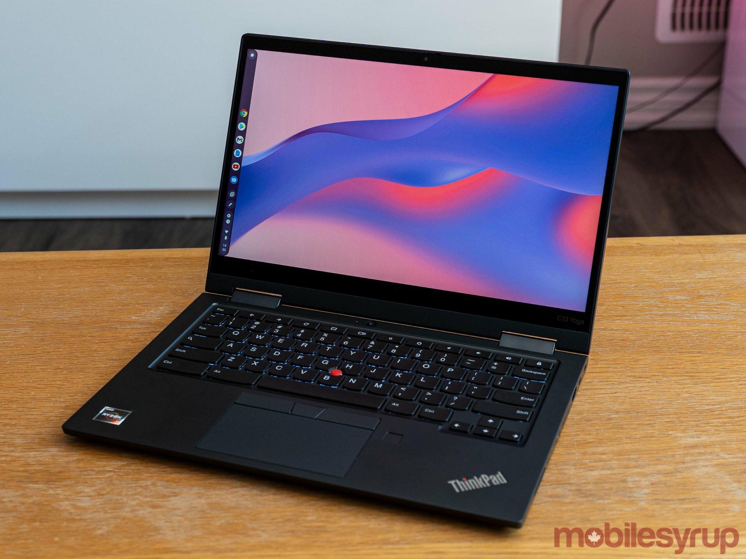 Lenovo ThinkPad C13 Yoga Gen 1