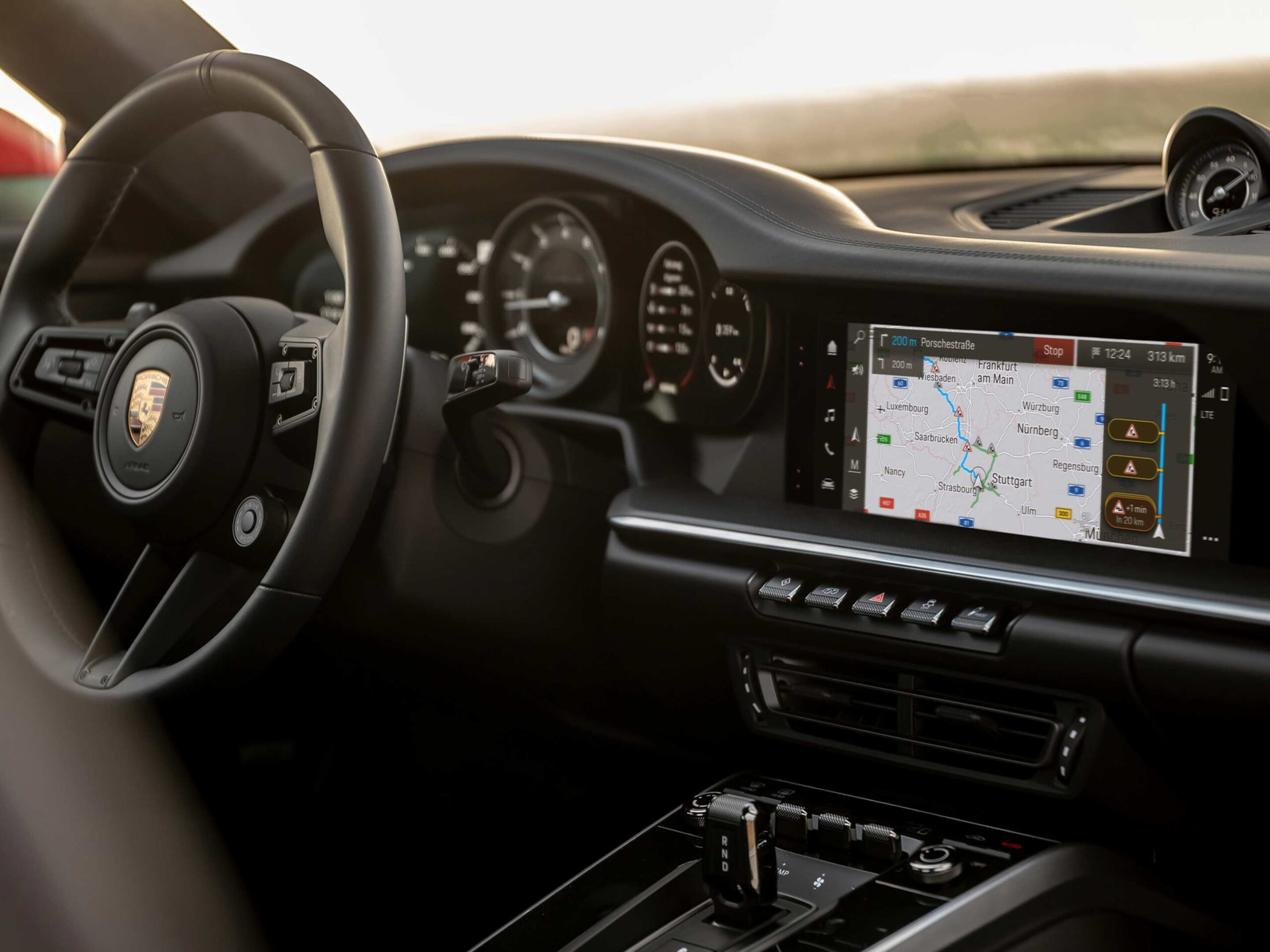 Porsche infotainment update brings Android Auto compatibility and more