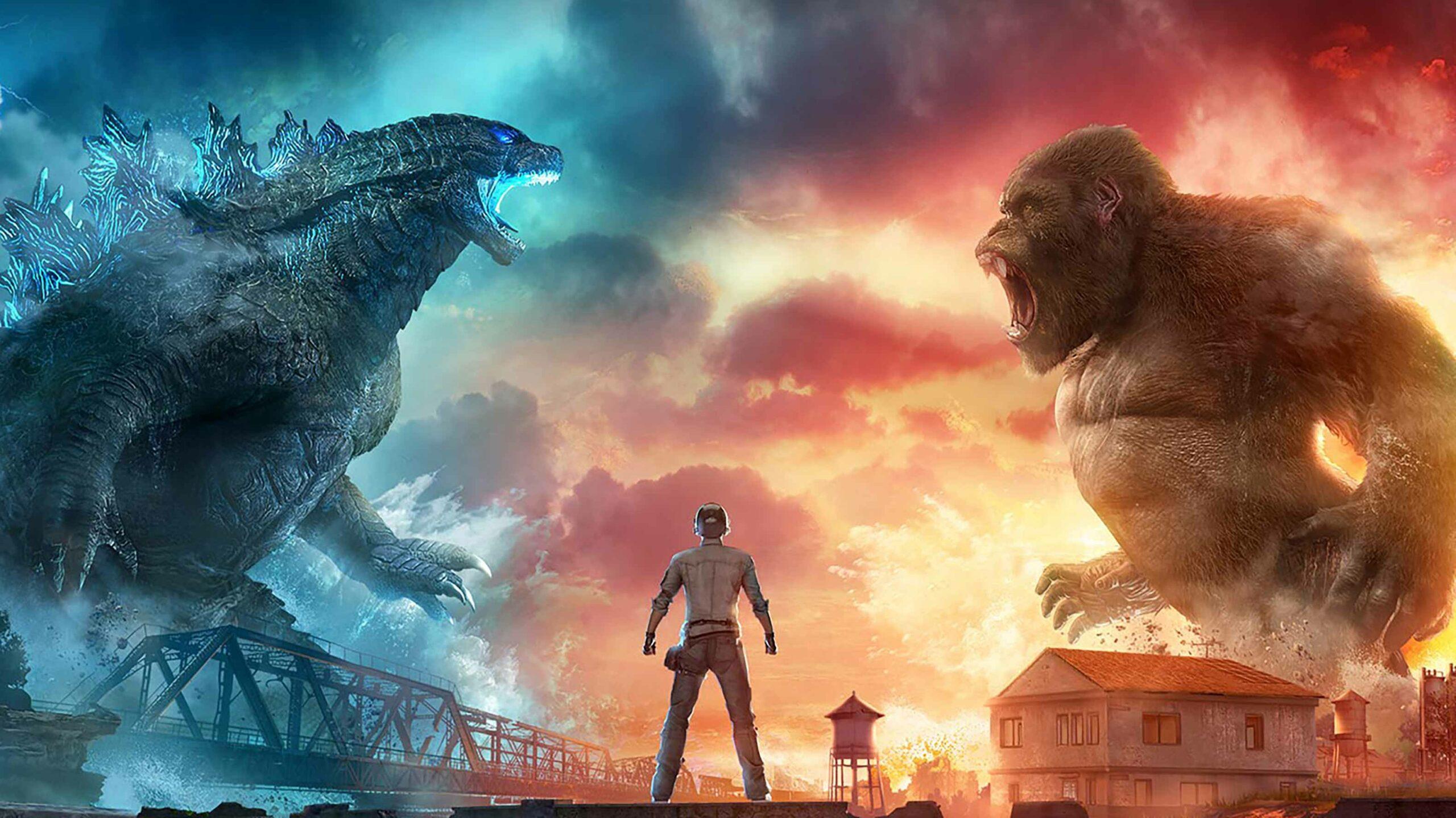 PUBG Mobile Godzilla vs. Kong