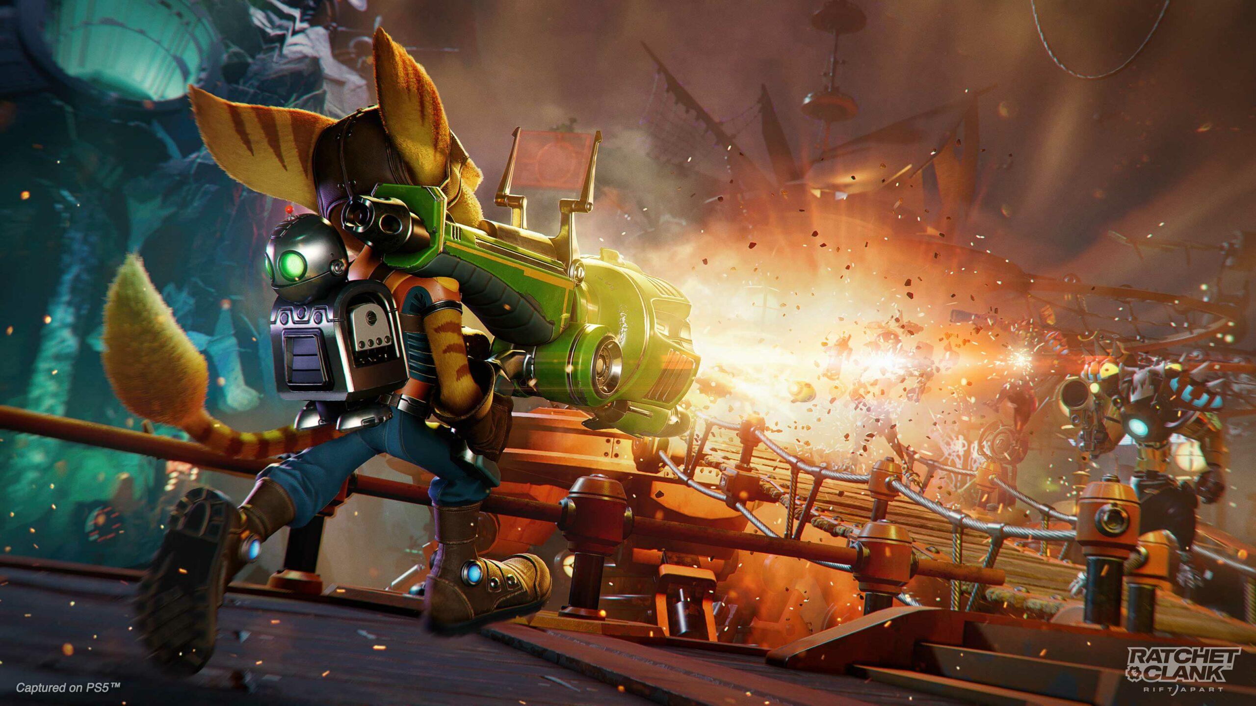 Ratchet & Clank: Rift Apart Warmonger