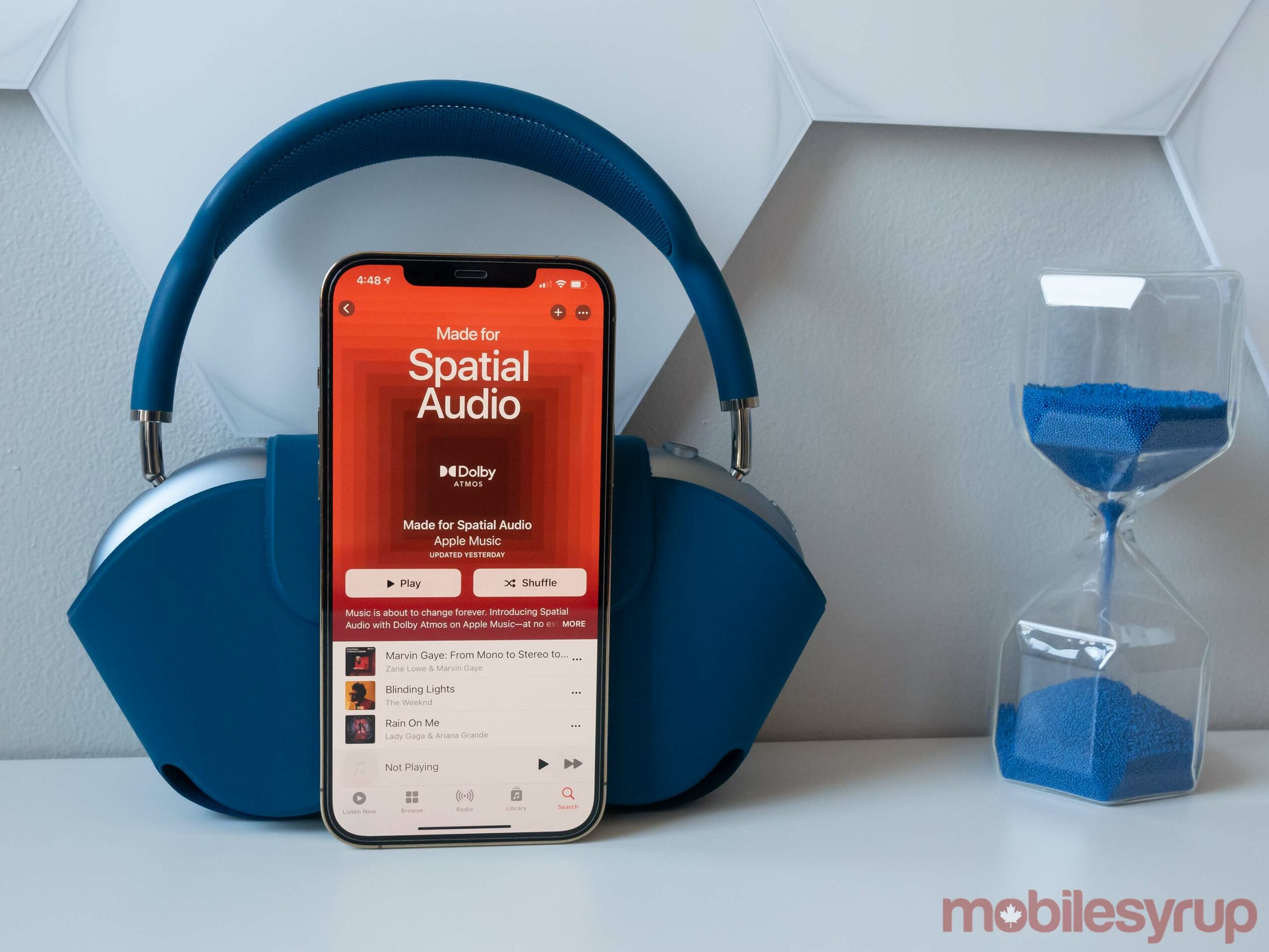 Spatial Audio and the AirPods Max