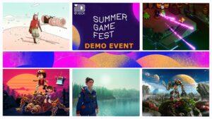 Summer Game Fest Xbox game demos