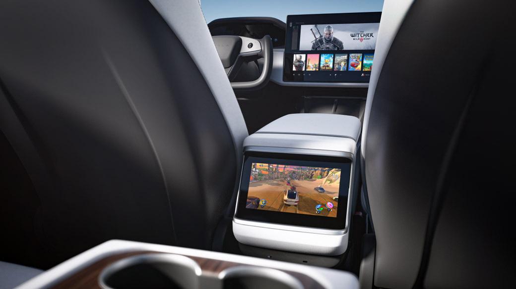 Tesla Infotainment