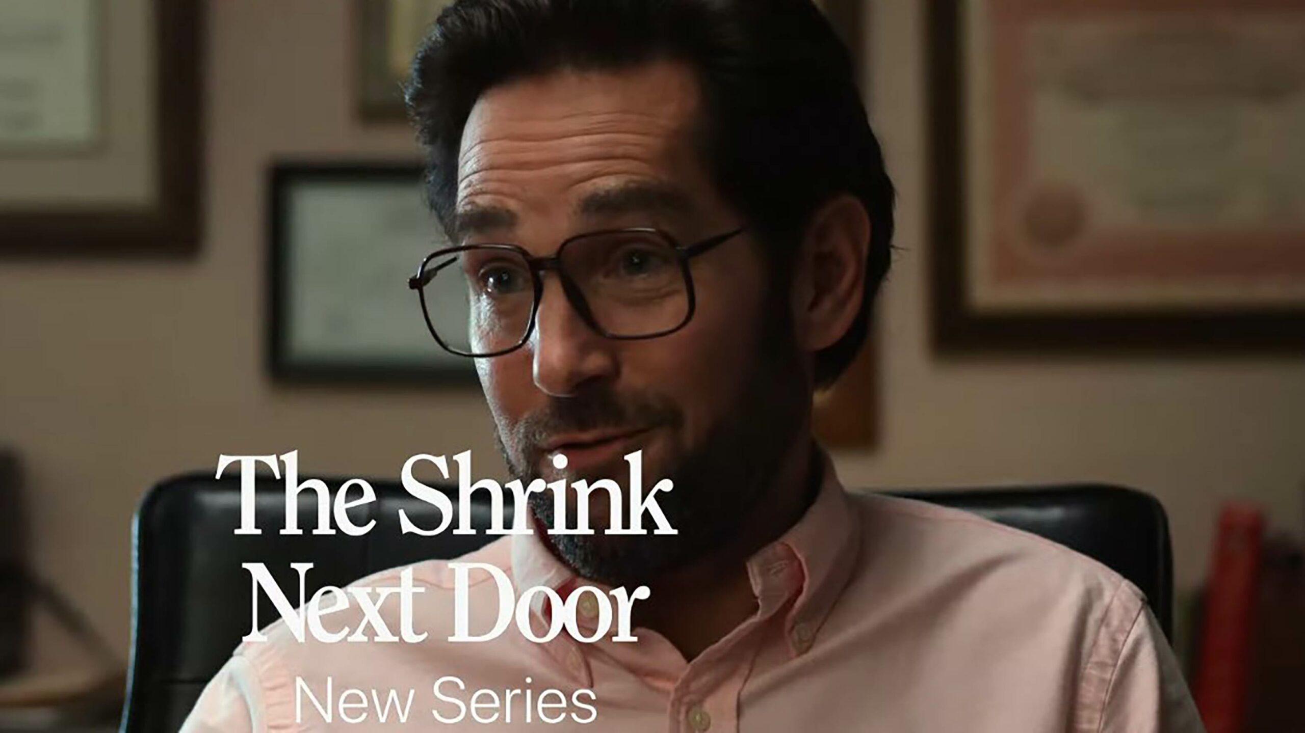 The Shrink Next Door Paul Rudd