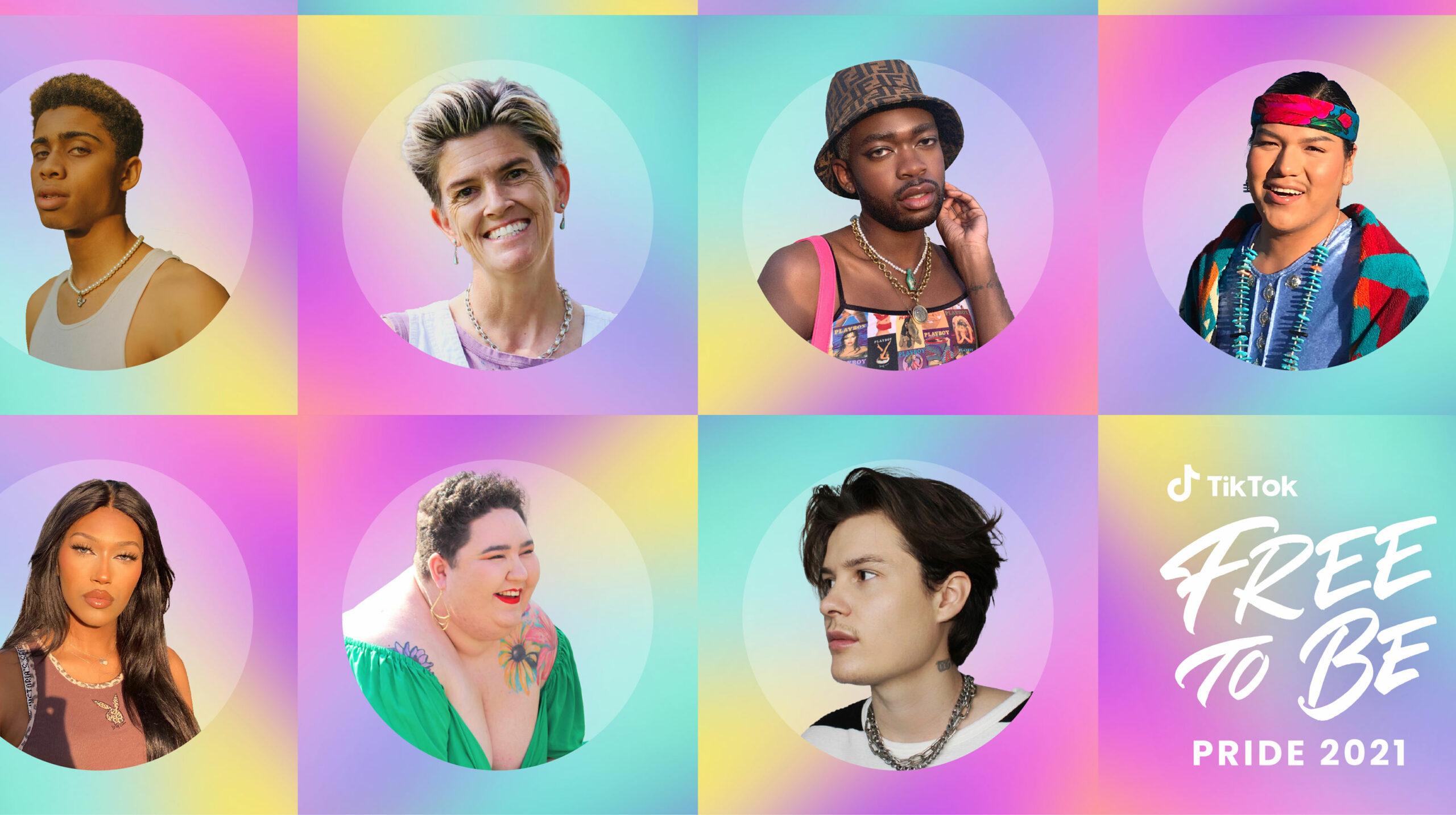 TikTok celebrates Pride Month with Canada's LGBTQ+ creators