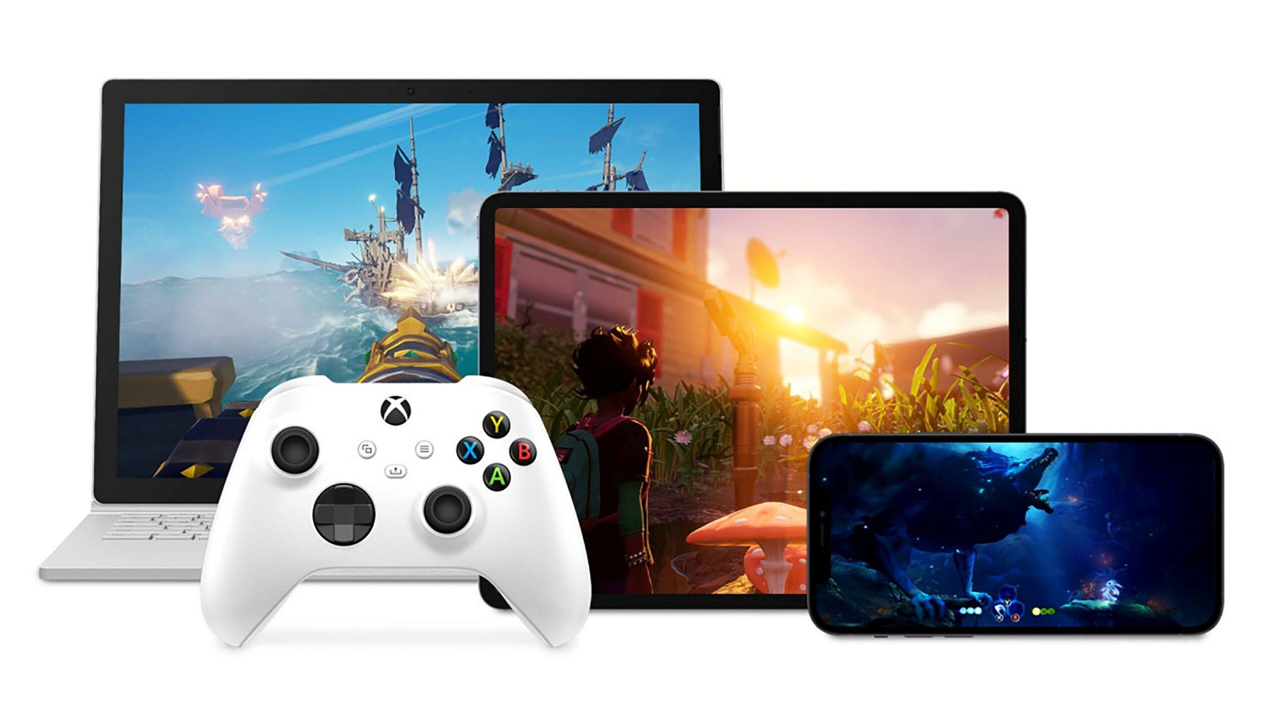 Xbox Cloud Gaming iOS Windows 10