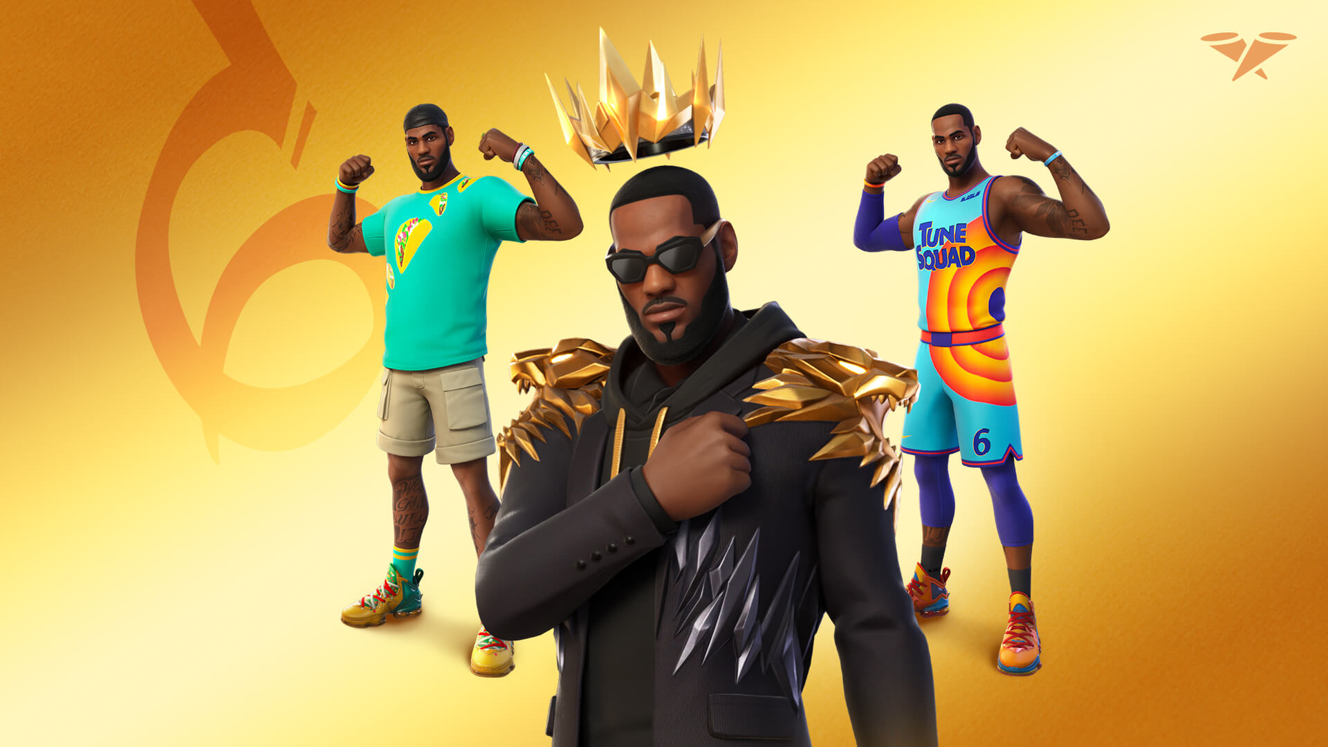 Lebron Joins Neymar Jr Harry Kane And Other Athletes In The Fortnite Universe My Droll