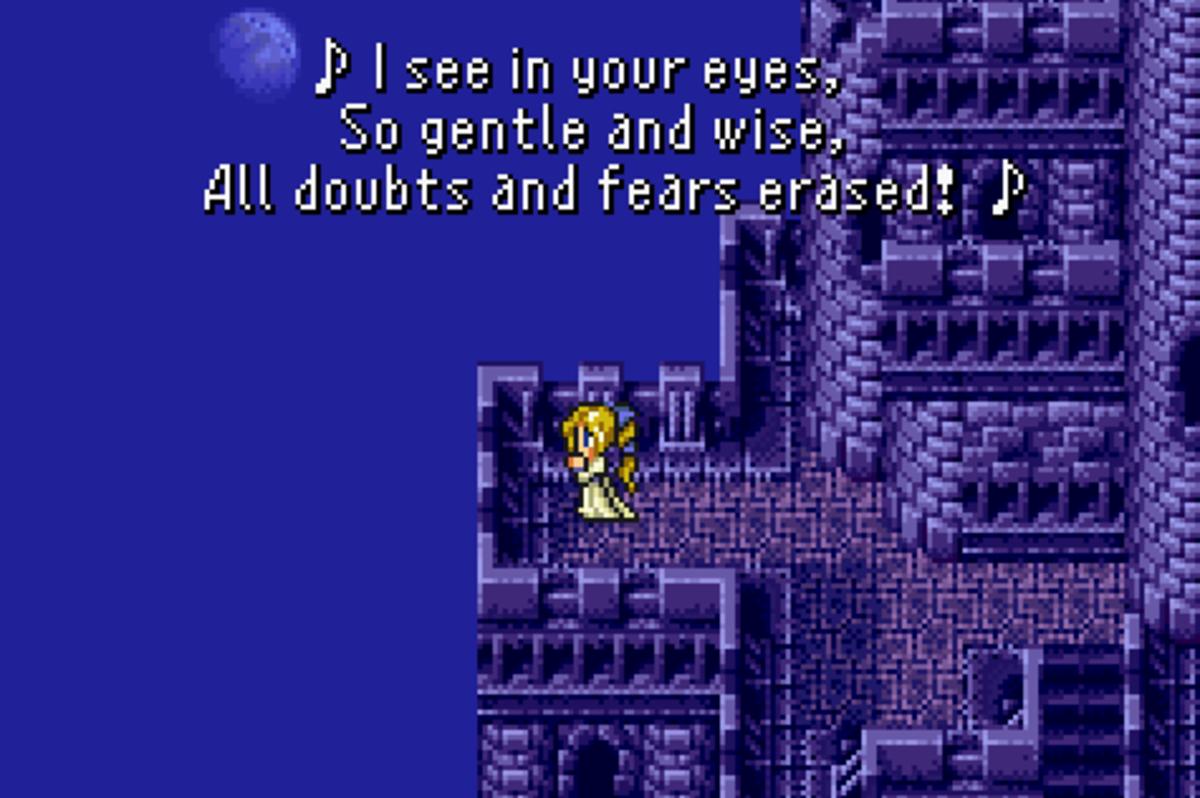 Final Fantasy VI opera house