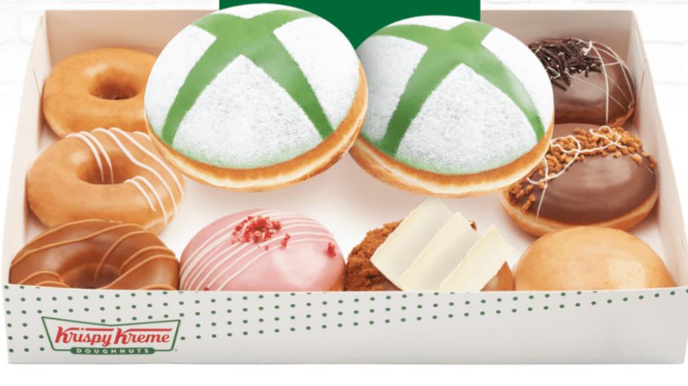 Krispy Kreme Xbox