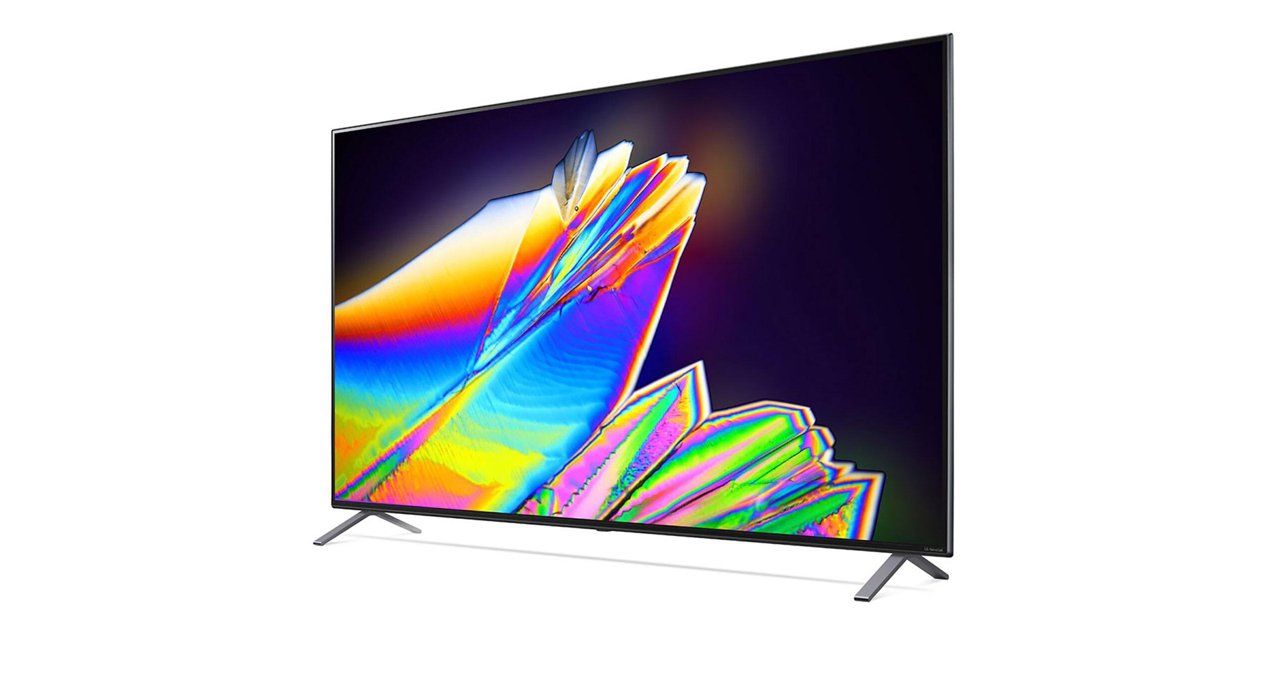 LG Nanocell television