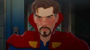 Marvel's What If? Dr. Strange