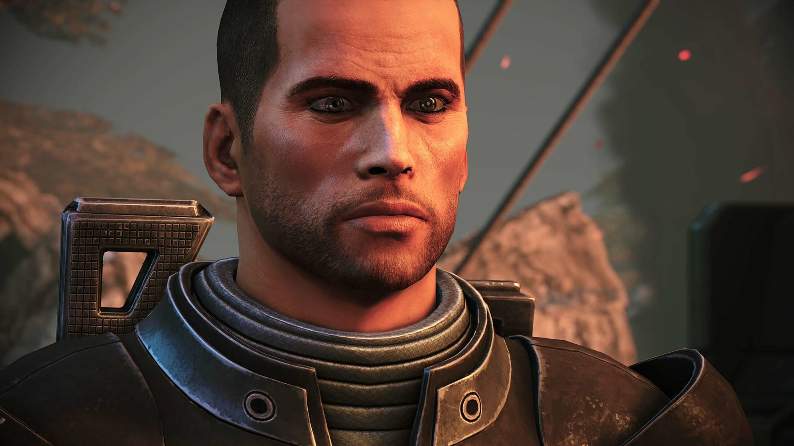 Mass Effect: Legendary Edition Male Shepard