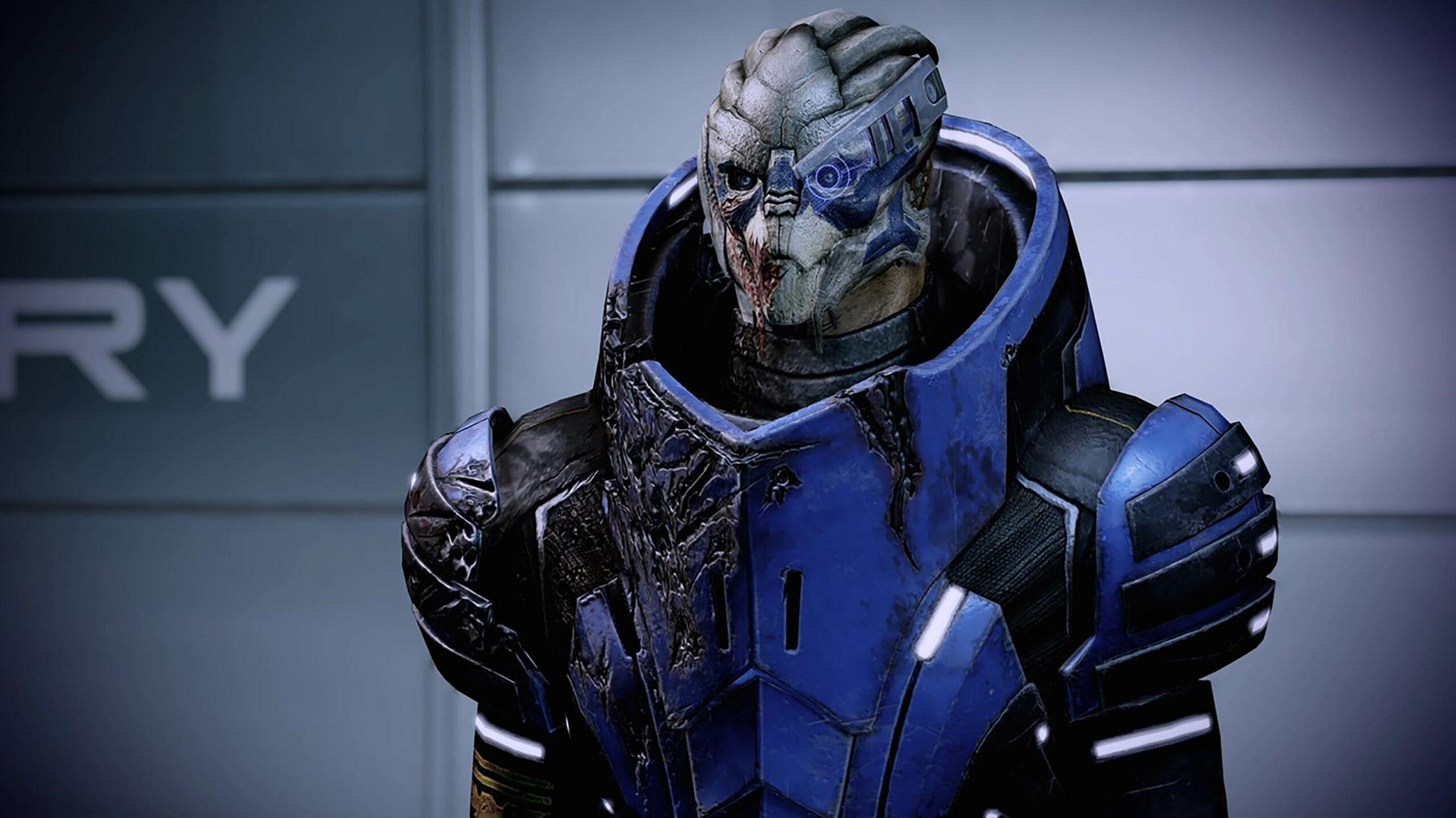 Mass Effect: Legendary Edition Garrus