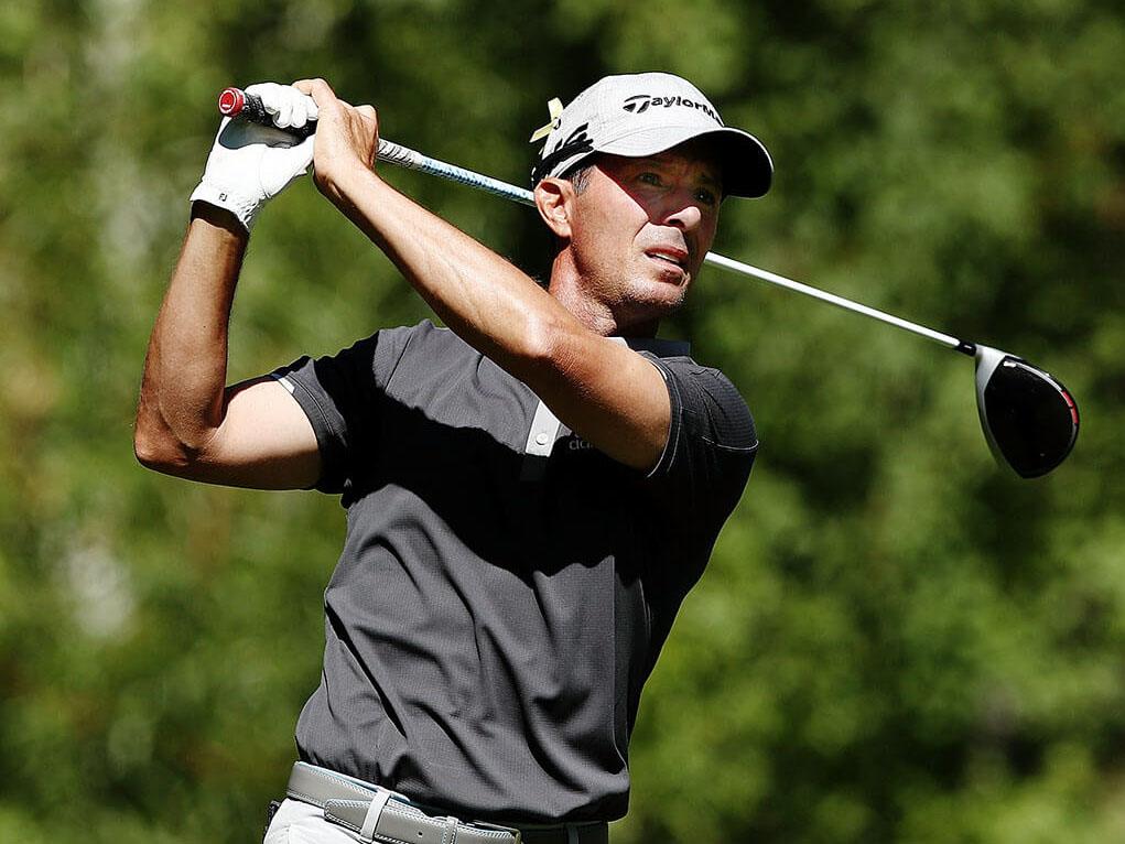 Canadian Golfer Mike Weir