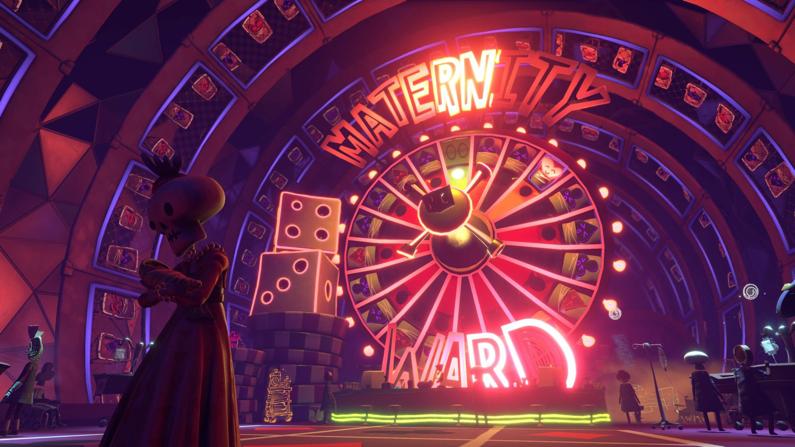 Psychonauts 2 Hollis casino