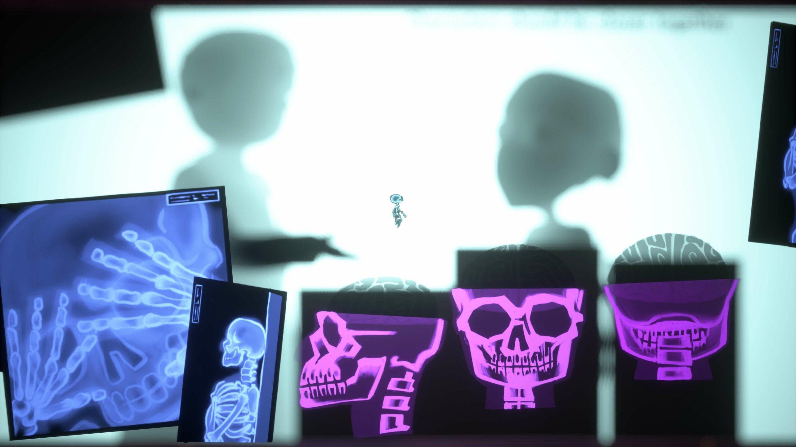 Psychonauts 2 x-rays