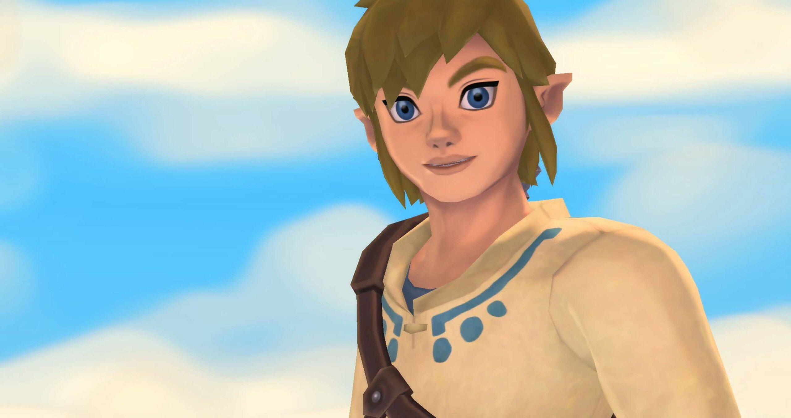 Zelda Skyward Sword HD Link