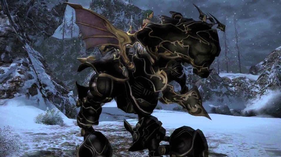 Final Fantasy VI Magitek Armour