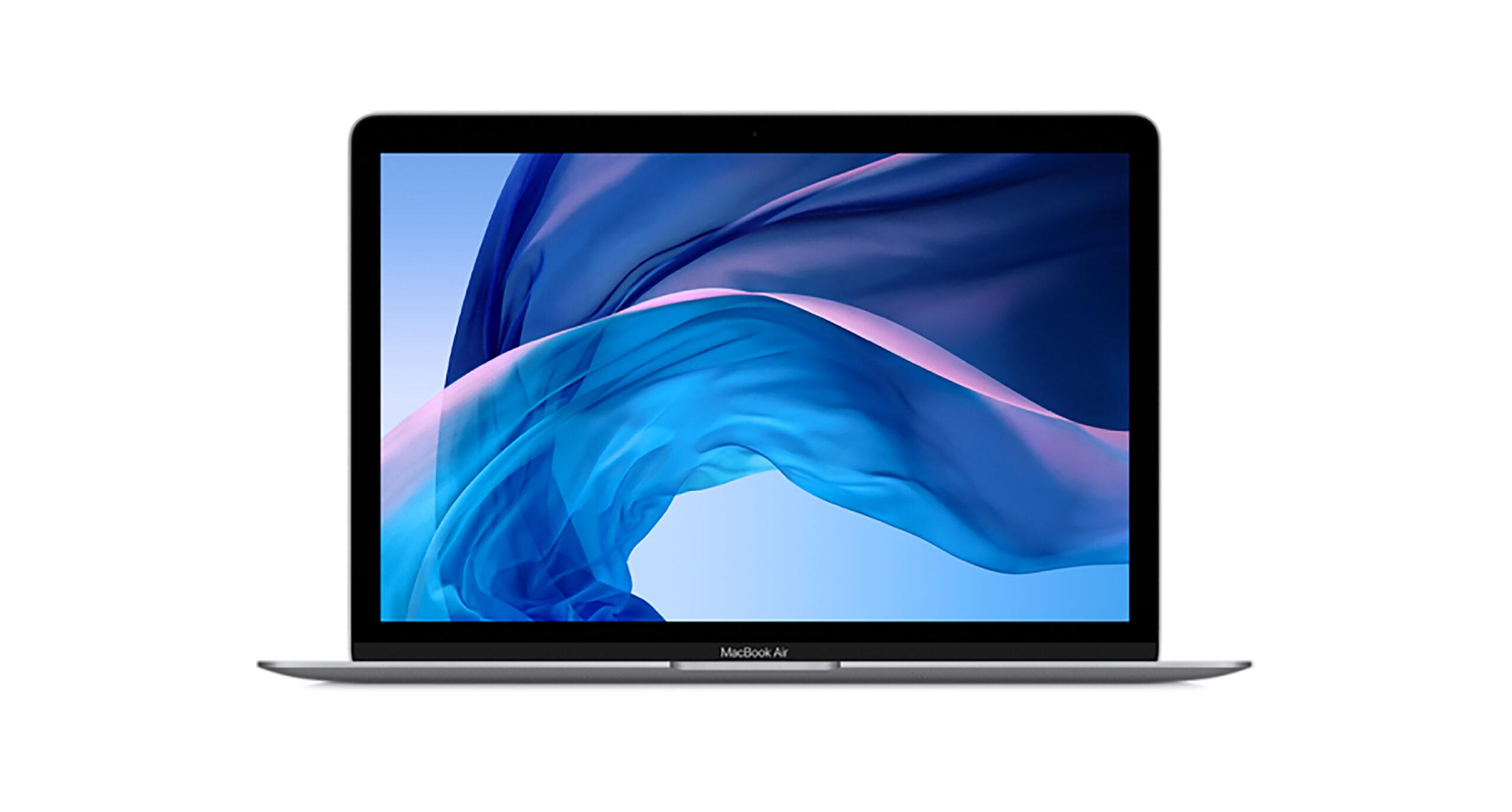 MacBook Air Scaled