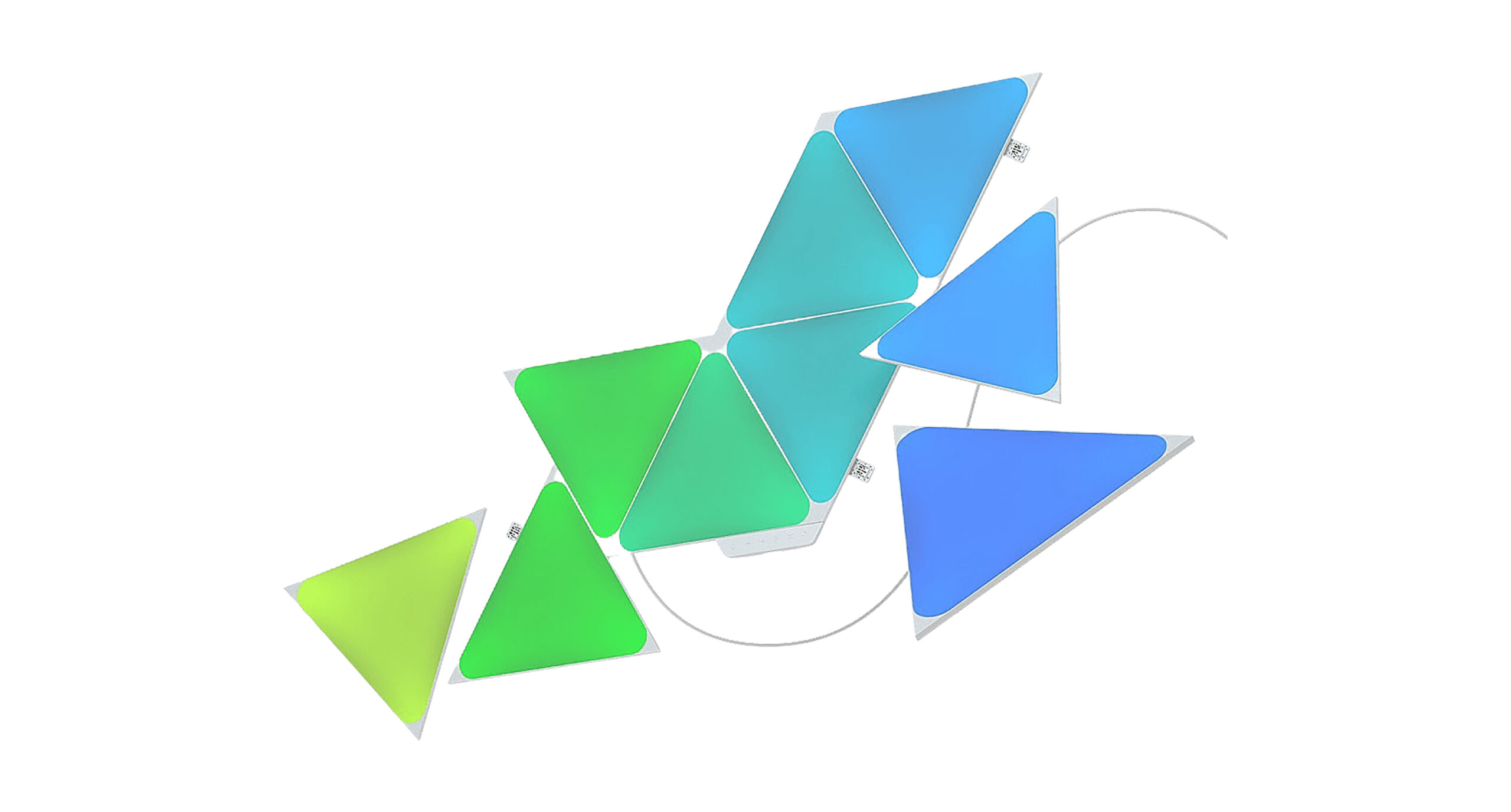 Nanoleaf Triangle Starter Kit