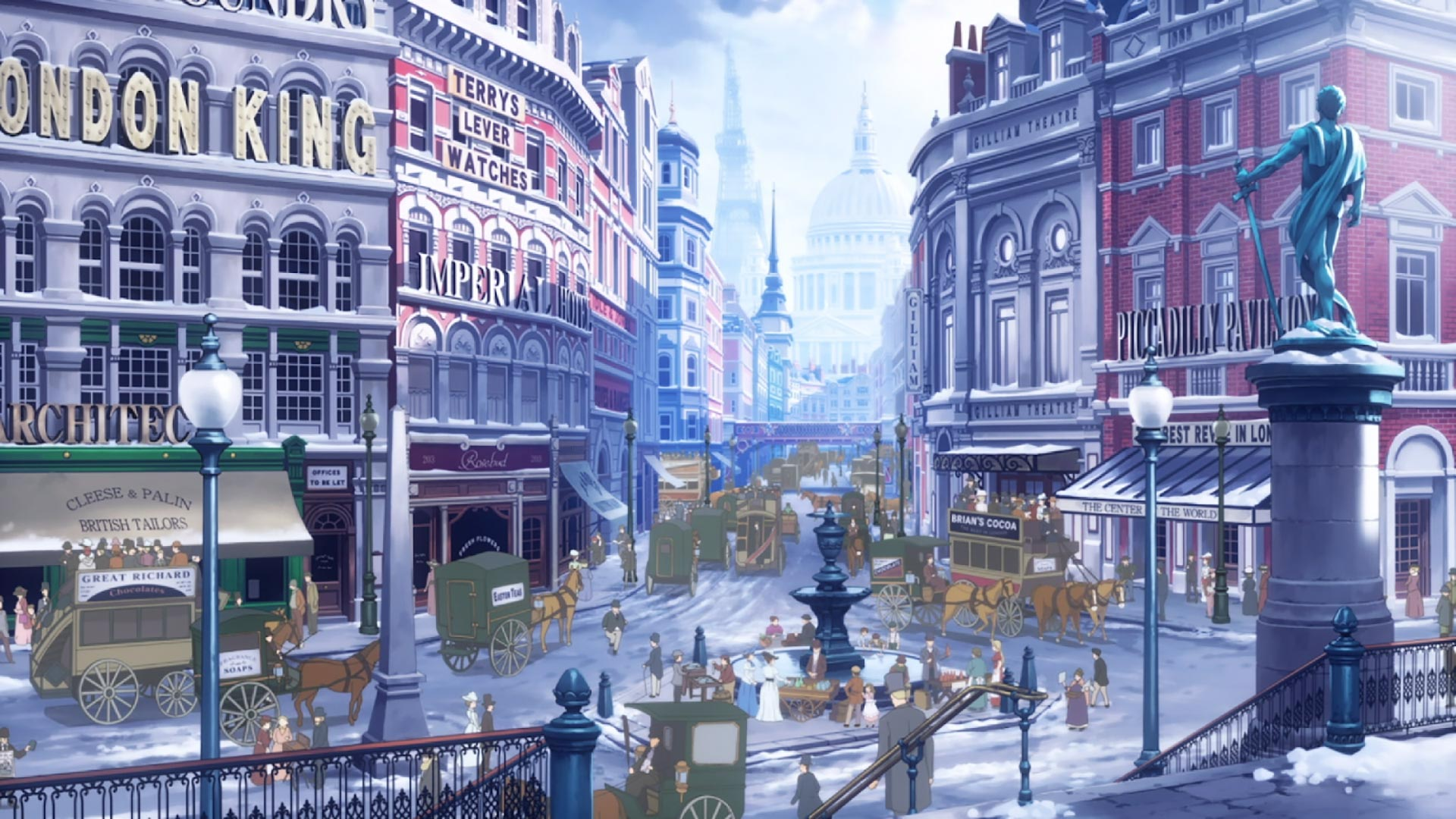 The Great Ace Attorney Chronicles London