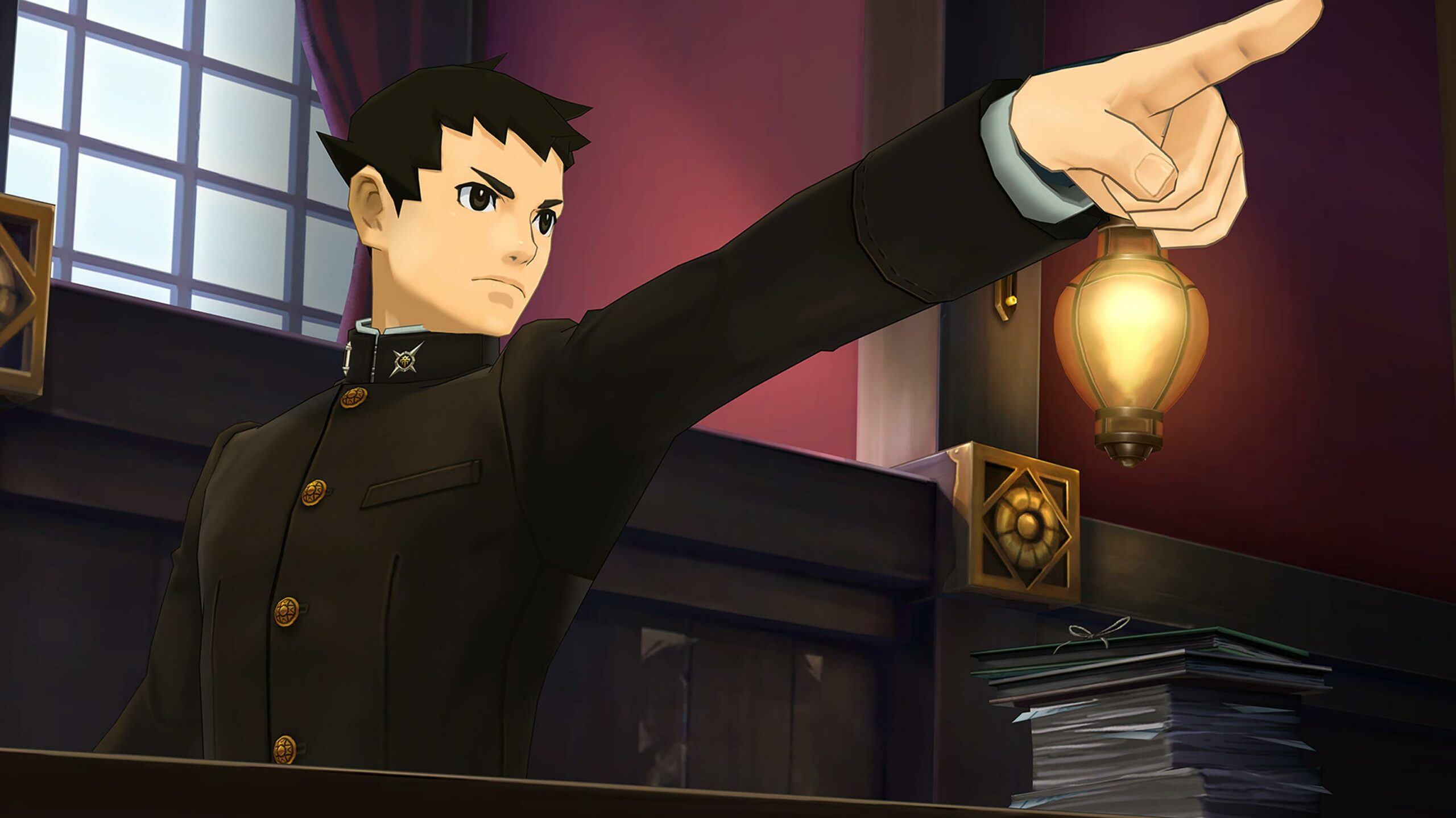 The Great Ace Attorney Chronicles Ryonosuke