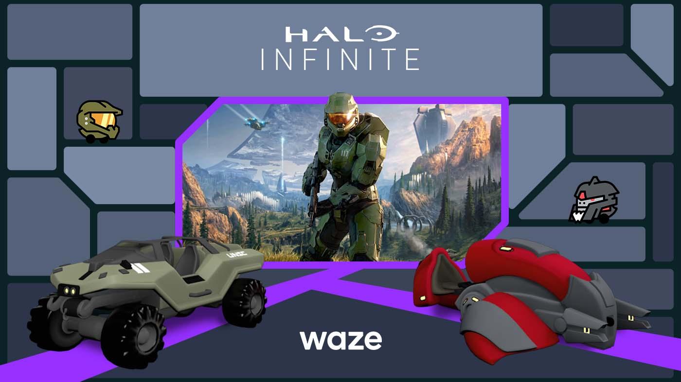 Waze Halo