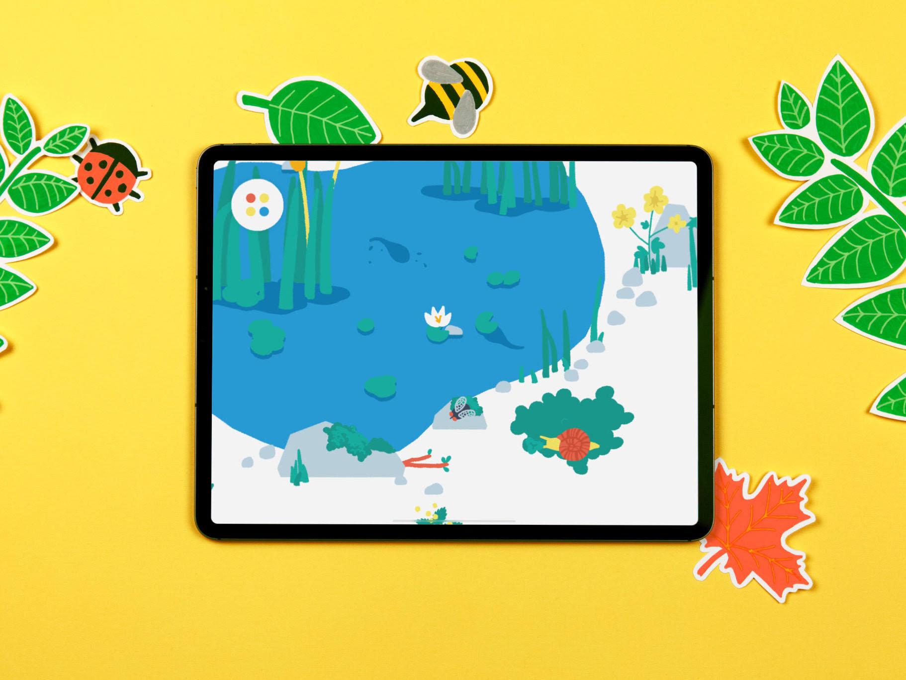 Pok Pok Playroom Forest update