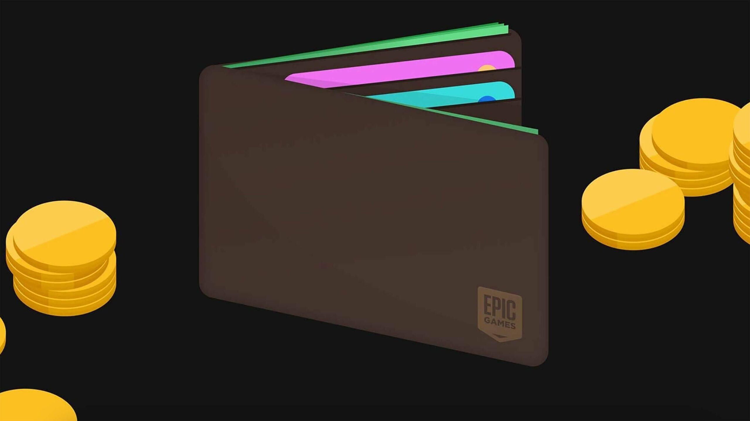 Epic Games Wallet