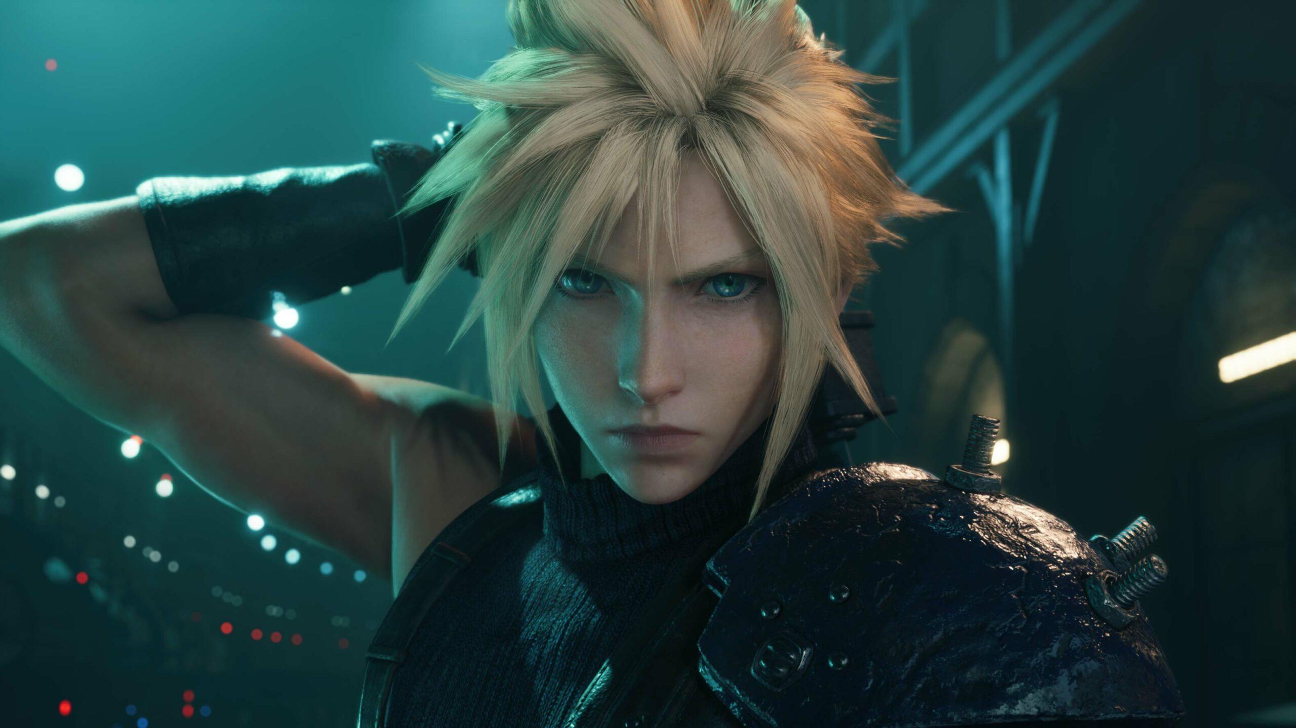 Final Fantasy VII Remake Intergrade Cloud