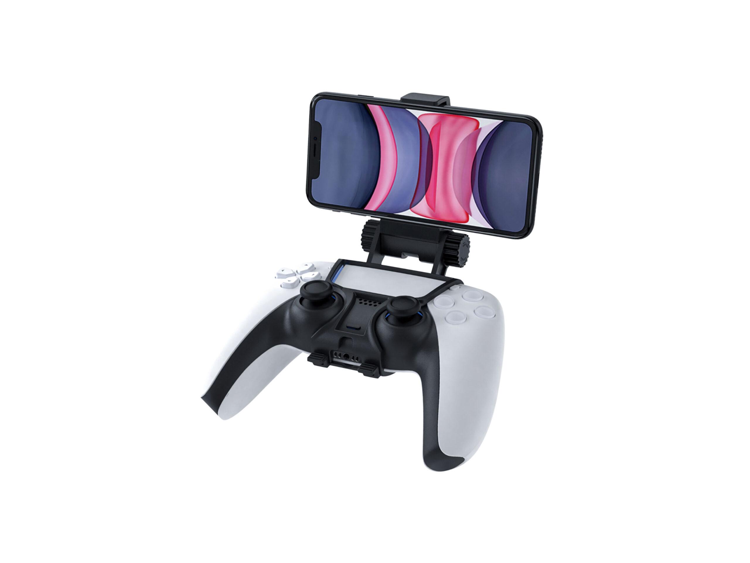Insignia Dualsense controller phone mount