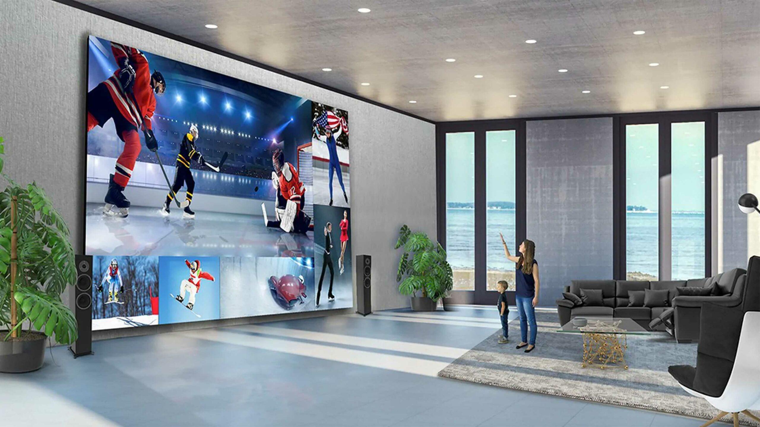 LG DVLED TV