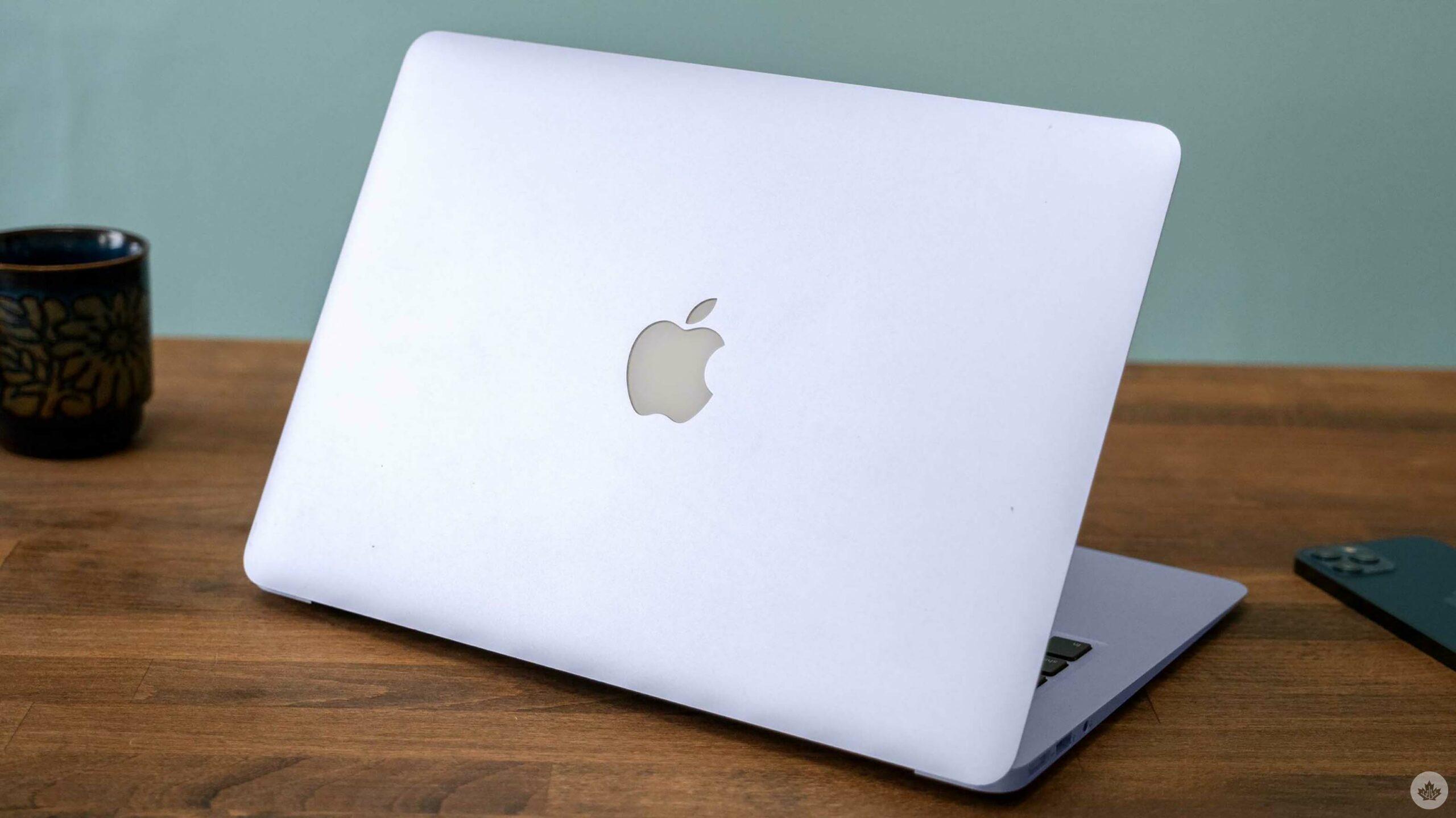 MacBook Air Purple