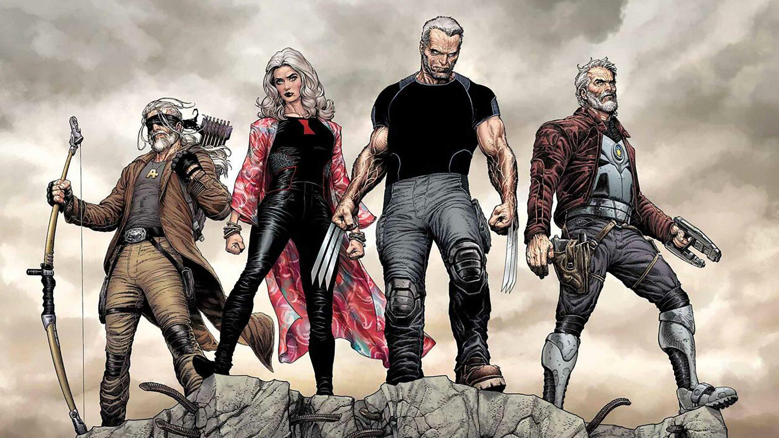 Marvel Wastelanders