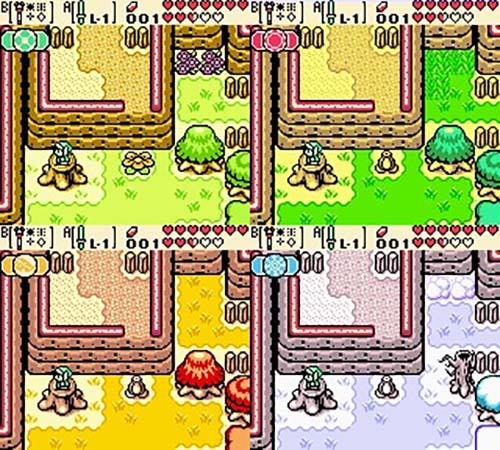Zelda: Oracle of Ages/Seasons