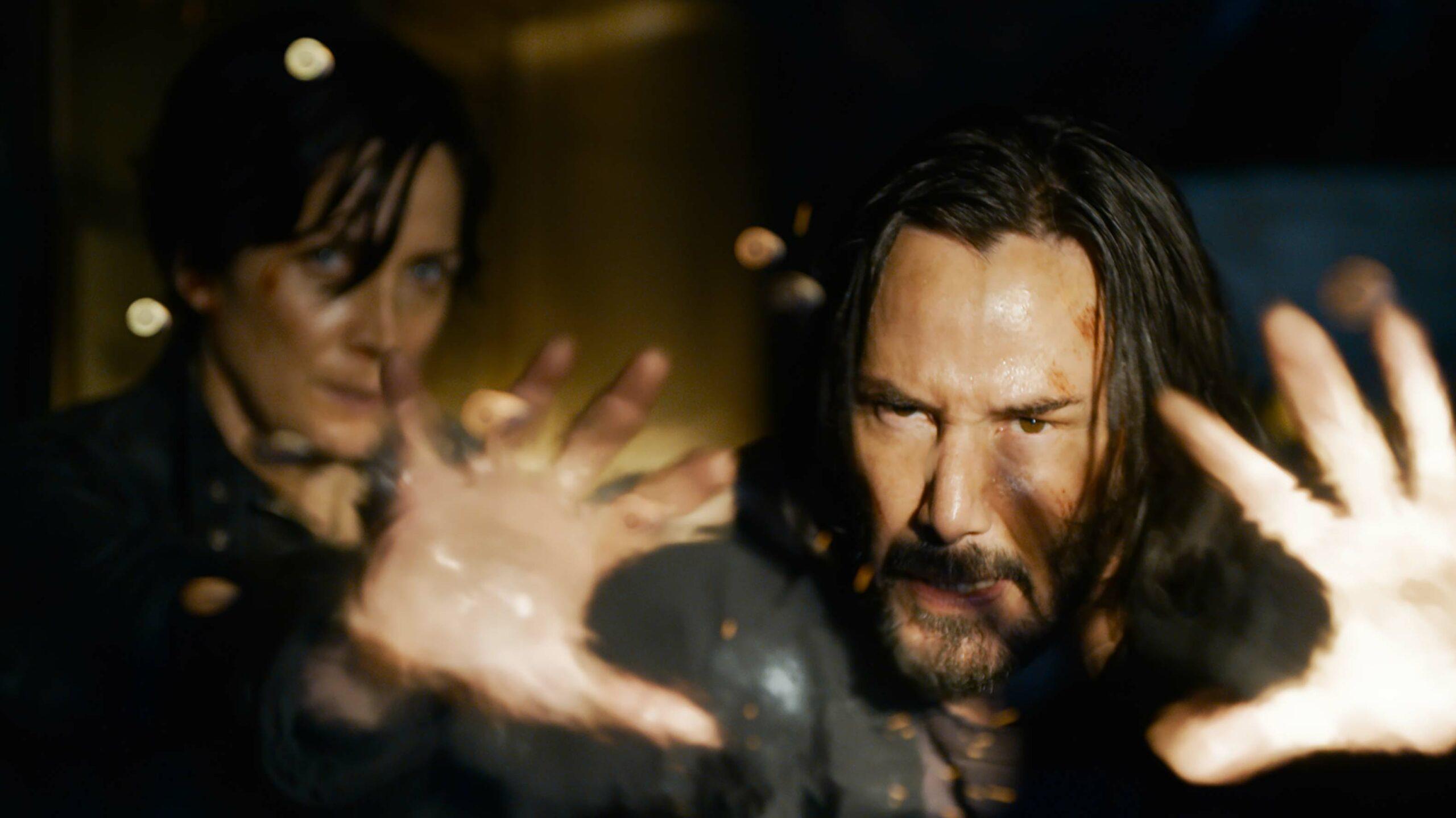 The Matrix Resurrections Neo and Trinity