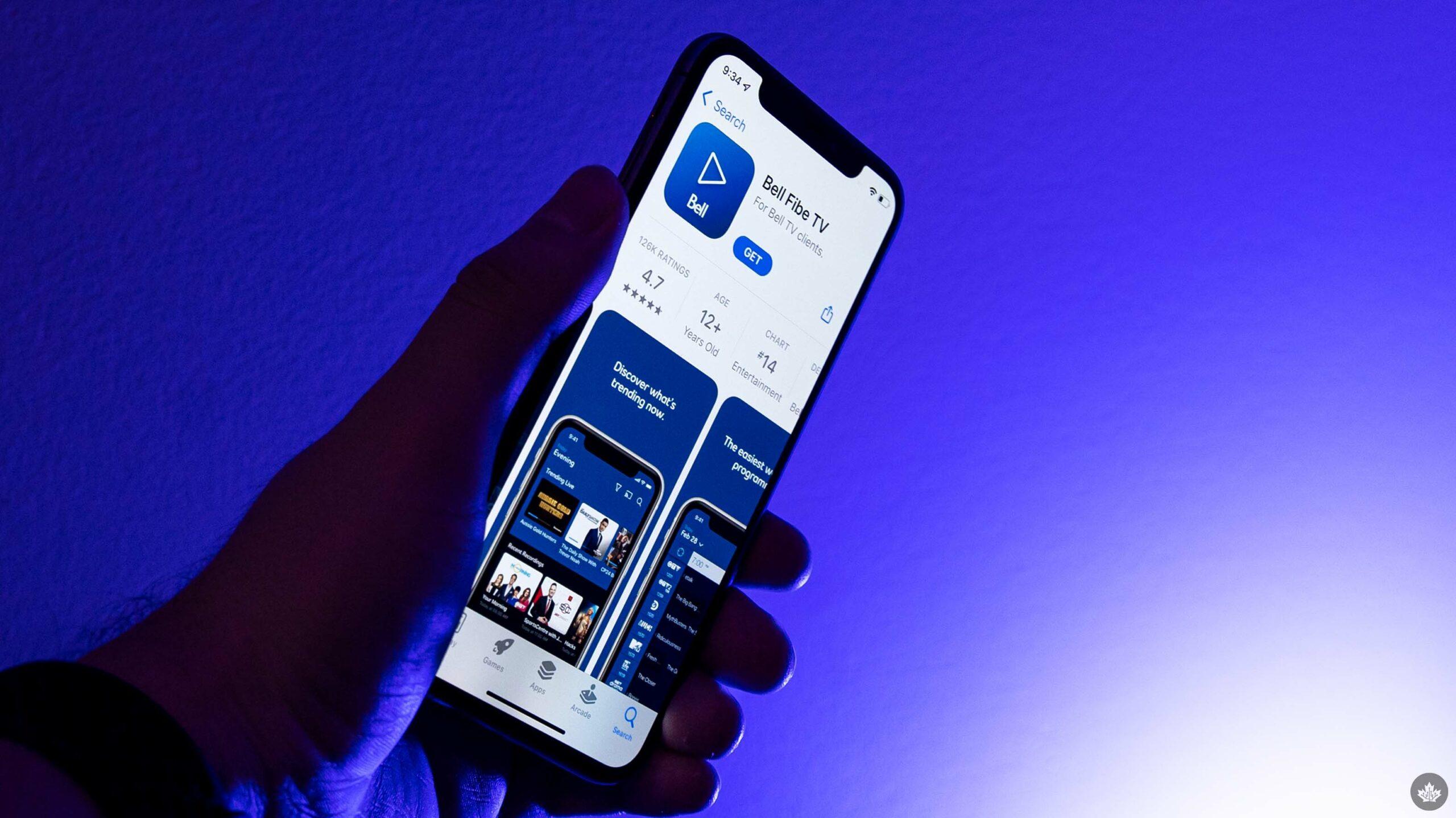 Bell improves rewind, fast-forward controls in Fibe TV iOS app thumbnail