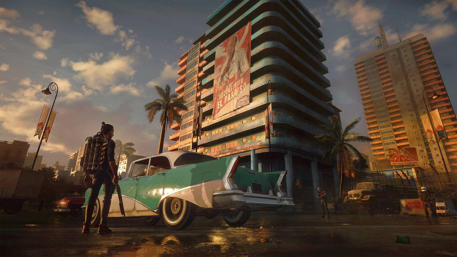 Far Cry 6 city