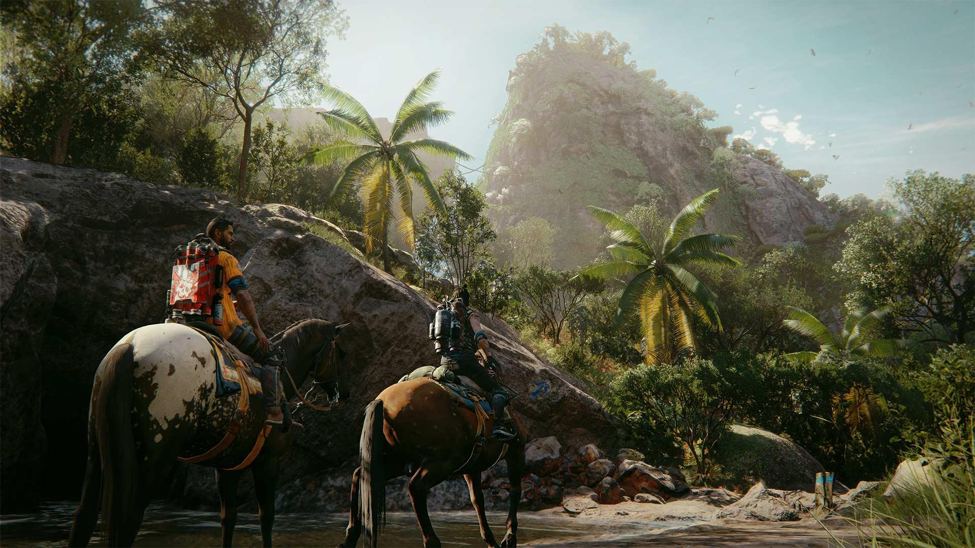 Far Cry 6 horses