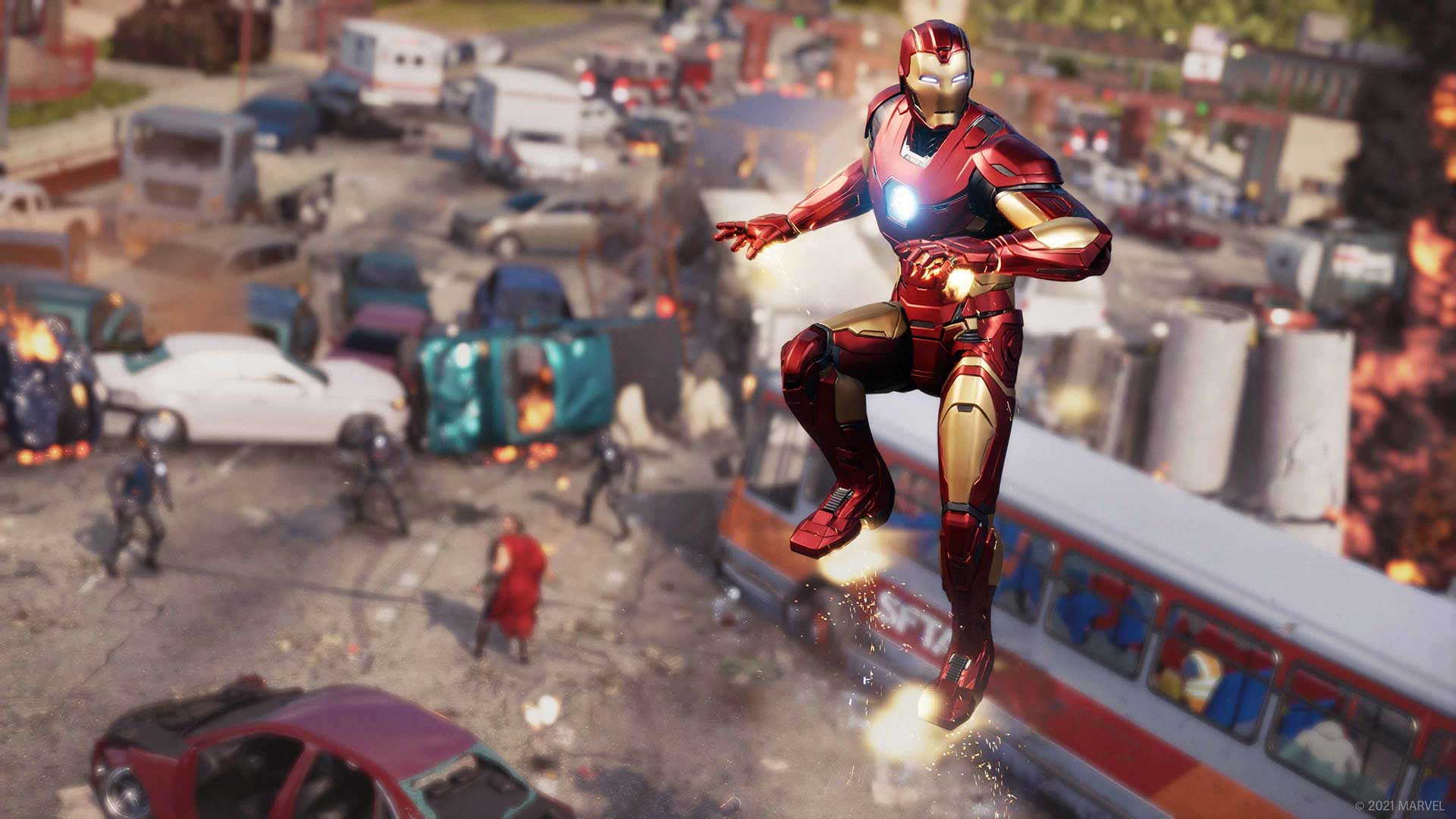 Marvel's Avengers Iron Man