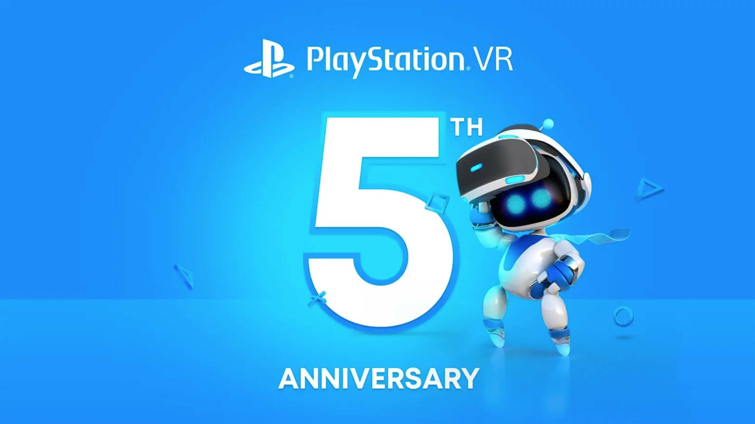 PS VR five-year anniversary
