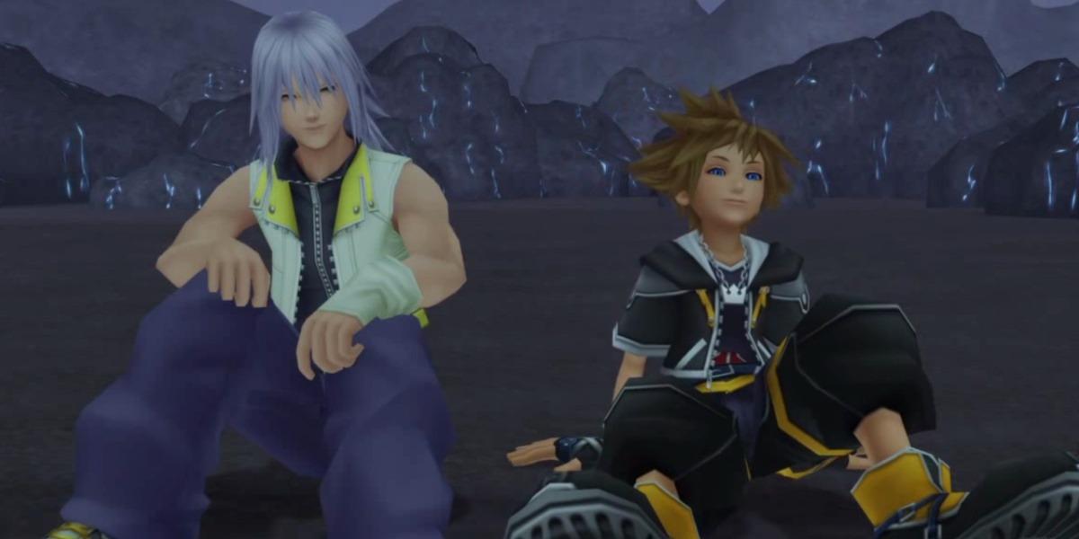 Sora and Riku World of Darkness