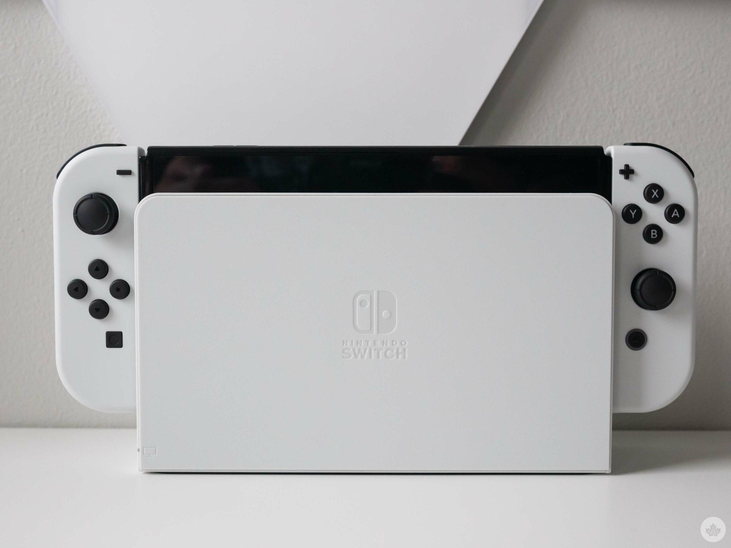 Switch OLED model